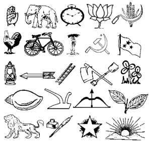 Various Party Symbols